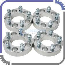 "4pc Set - 25mm (1"") Wheel Adapters Converts 5x114.3 Car to 5x100 Wheels | 12x1.5"