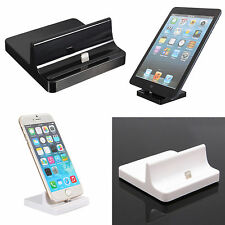 Charging Dock Stand Charger Station Cradle For iPhone 4/5/6/6 Plus/iPad/air/Mini