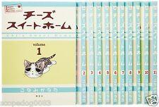 CHI'S SWEET HOME 1-12 COMIC SET - KONAMI KANATA /JAPANESE MANGA BOOK JAPAN