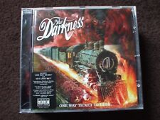 The Darkness - One Way Ticket To Hell...And Back CD.Disc Is In Ex.Condition..