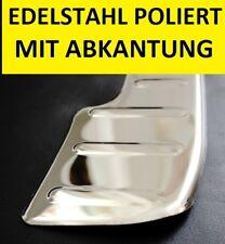 LADEKANTENSCHUTZ EDELSTAHL CHROM VW GOLF VII 7 LIMO