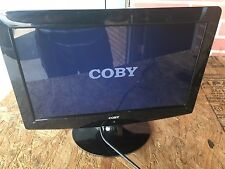 "Lot of 2 used Coby 15"" TFT LCD TV, DVD ComboThe DVD  player does not work"