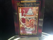 1996 Holiday Stein Classic The Saturday Evening Post