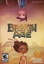 BROKEN AGE     PC GAME      BRAND NEW
