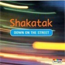 Shakatak Down on the street (compilation, 14 tracks)  [CD]