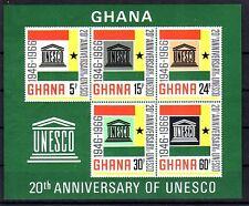 Ghana  Michelnummer Block 23   postfrisch
