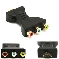 Neuer Composite HDMI zu AV Gelb  Rot Weiß Konverter Heimkino DVD HD 1080P