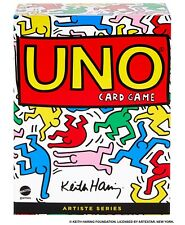 Keith Haring Uno Card Game Limited Edition