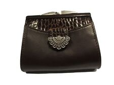 Brighton Leather Change Wallet Excellent Condition