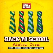 BACK TO SCHOOL WINTER TERM: PROMO CD - FAITHLESS PIGBAG, GAP BAND, DEAD OR ALIVE