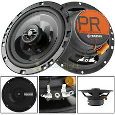 "Memphis Audio 6.5"" Oversized Coaxial Speaker 100W Max Power Reference PRX60"