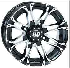STI HD3 ALLOY WHEEL MACHINED 12 x 7 4/110 5+2 12HD300 HONDA BRUTE FORCE 650 750i