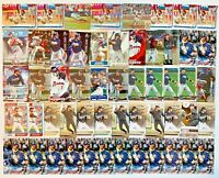 DANSBY SWANSON Bowman Chrome Rated Rookie Refractor Prizm RC Parallel Insert LOT