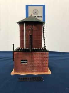 Lionel Weathered Water Tower Building 6-2789 For O Gauge Layouts Mth K-line
