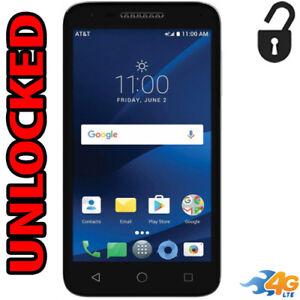Alcatel Ideal Xcite Unlocked 4G LTE 8GB 5Mp Flash 5044r USA Latin Desbloqueado