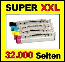 4 x Toner Xerox Phaser 6200 / 016200400 016200500 016200600 016200700 Cartridges