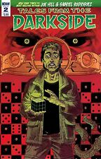 TALES FROM THE DARKSIDE #2 STANDARD COVER