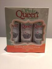 SEDA QUEEN Cirugía Plástica Capilar-SEDAQUEEN Hair Straightening Treatment 60 ML