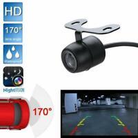 170° Car Rear View Backup Reverse Parking Camera IR Night Waterproof Vision F2F2