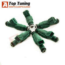 6 Fuel Injectors For Ford Falcon BA BF XR6 Turbo 440cc 0280155968 Replacement