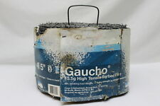 New In Package Gaucho 1300 Feet Barbed Wire 4 Point 5 Inch