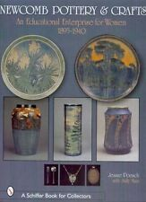 Newcomb Pottery & Crafts - Education for Women  with 807 color & 40 b/w photos