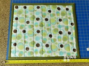 Pet Bed Cushion Mat Reversible Pad for Dog Cat Kennel Crate Handmade New