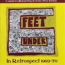 6 FEET UNDER - IN RETROSPECT 1969-70 NEW CD