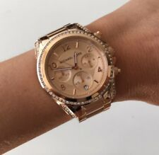 Michael Kors Rose Gold Plated Chronograph MK5263