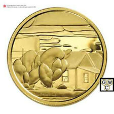 2003 Proof $200 Gold 22K 'Houses Painting' (10713)