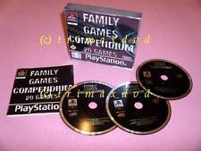 PS1 _ Family Games Compendium 20 Games _ TOP-Zustand _ Über 1000 Spiele im SHOP