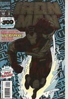 °IRON MAN #300 APPETITE FOR DESTRUCTION part 3 von 3° US Marvel 1994 Len Kaminsk