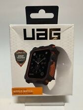 Urban Armor Gear UAG Rugged Case for Apple Watch 4 & 5 - 44mm(orange/black)