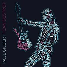 I Can Destroy - Paul Gilbert 888608666671 (CD Used Very Good)