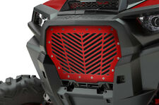 Custom Steel Grille for 2017+ Polaris RZR Turbo 1000 XP V-STRIPES RZR RED Grill