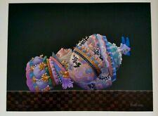 Artist James Christensen WOBBLING WENDALL DILEMMA 1997 Print S/N #5/950 LE