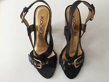 Chaussures / Sandales  femme Noires   - Taille 37 - KOOKAI