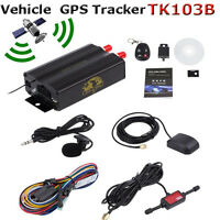 TK103B Vehicle Car GPS SMS GPRS Tracker Real Time Tracking Device System Remote
