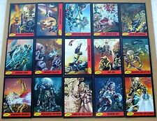 Mars Attacks! Heritage Guide to the New Universe Chase Set Topps (2012)