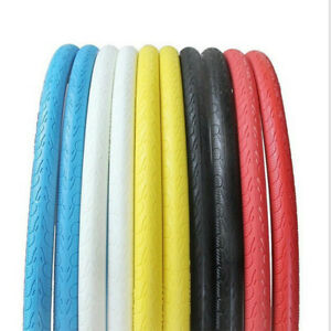 High-quality MultiColour700 x 23C Bicycle Tires Fixie Gear Track Urban Bike Tire