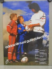 Advertising NL weekblad 1987 / ca.A4 / Adidas Ruud Gullit collection (psv-02849)