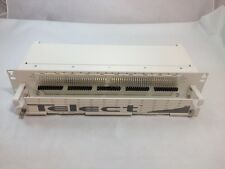 Telect 005-0005-6420 Ds1 Cross-Aisle Panel 64 Term / 64 Pin, Used