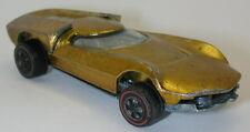 Redline Hotwheels Gold 1969 Turbofire oc10198