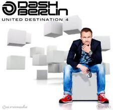 United Destination 4 - Dash Berlin (2013, CD NUEVO)2 DISC S