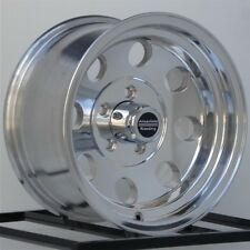 "15"" Wheels Rims Ford F150 Dodge Ram Truck Jeep CJ 5x5.5 American Racing Baja NEW"