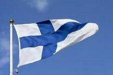 NEW 3X5FT FINLAND GARDEN DECOR YARD FLAG