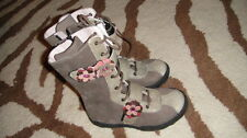 NWOT NEW MOD8 MOD 8 26 US 9 GORGEOUS GRAY BOOTS GIRLS SHOES