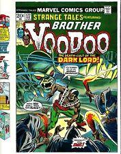 Strange Tales 172 Brother Voodoo COVER PROOF Gil Kane MARVEL COMICS ART PIECE`73