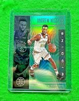 ANDREW WIGGINS PRIZM ILLUSIONS CARD WARRIORS 2019-20 ILLUSIONS BASKETBALL PRIZM
