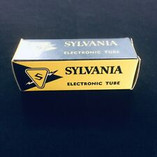 Sylvania 6AT6 tube NIB, made by General Electric